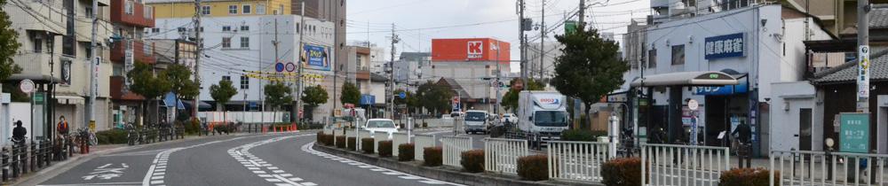 号外NET東淀川区 赤川鉄橋