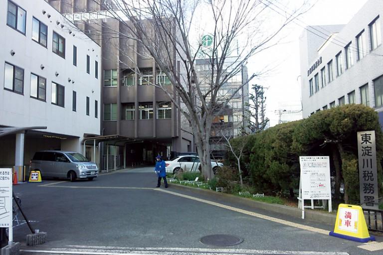 東淀川税務署