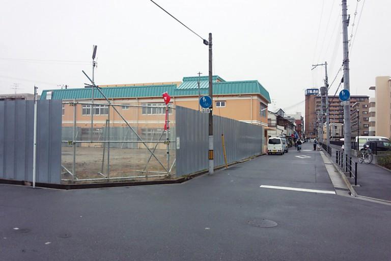 豊里7丁目の宅地