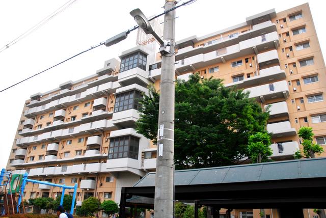 西淡路の府営住宅