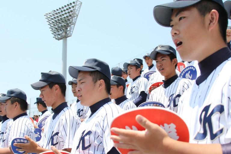 甲子園初出場で頑張っている「偕星学園」はもともと東淀川区で設立されたそう