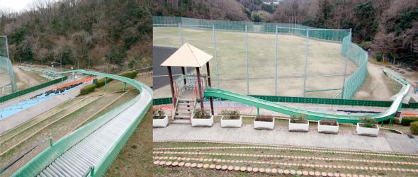 忍頂寺スポーツ公園・竜王山荘