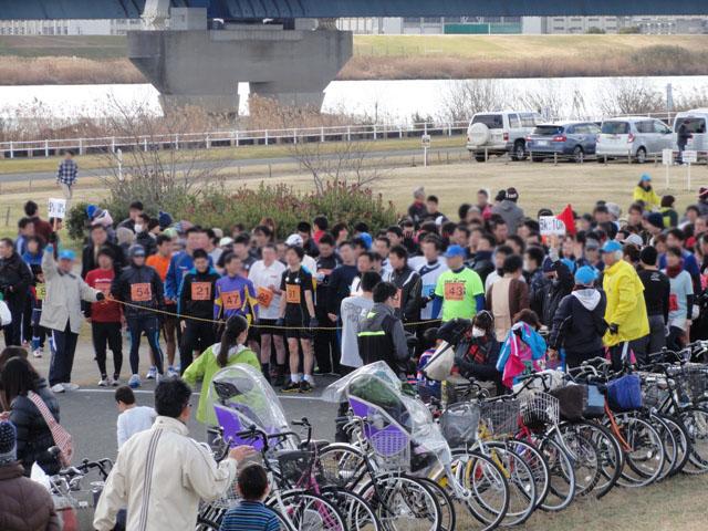 東淀川区健康マラソン大会