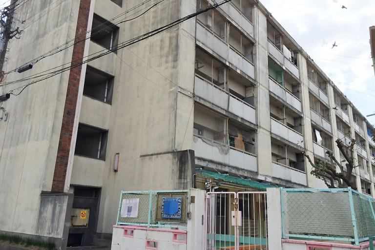 市営豊里第2住宅