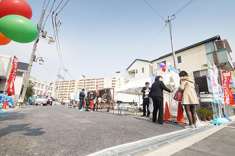 井高野 オーベルジュコート東淀川 モデルハウス