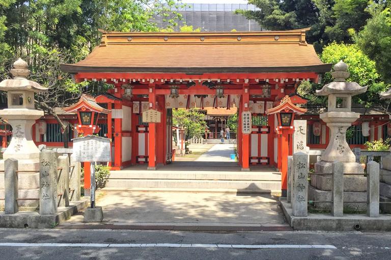 小松 松山神社 春祭り 2016