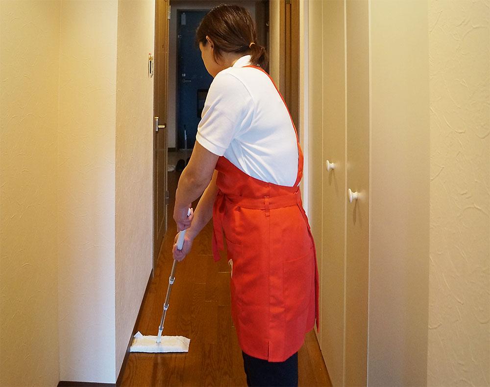 家事代行 ベアーズ 求人 掃除