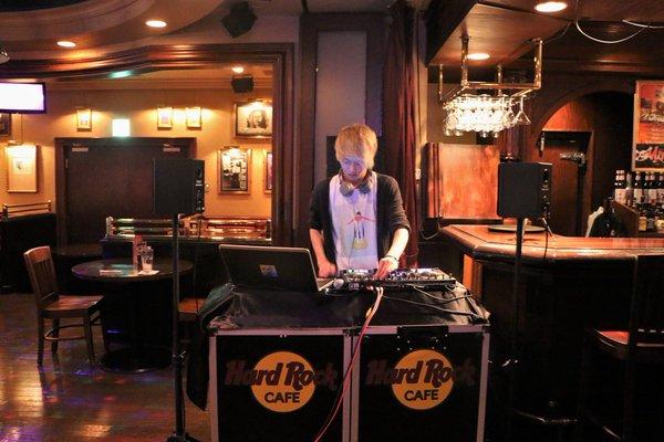 komei ide DJ