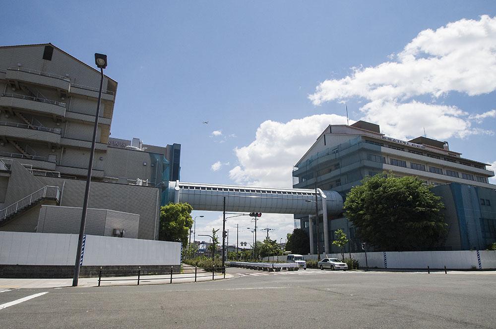 旧淀川キリスト教病院 解体 淡路