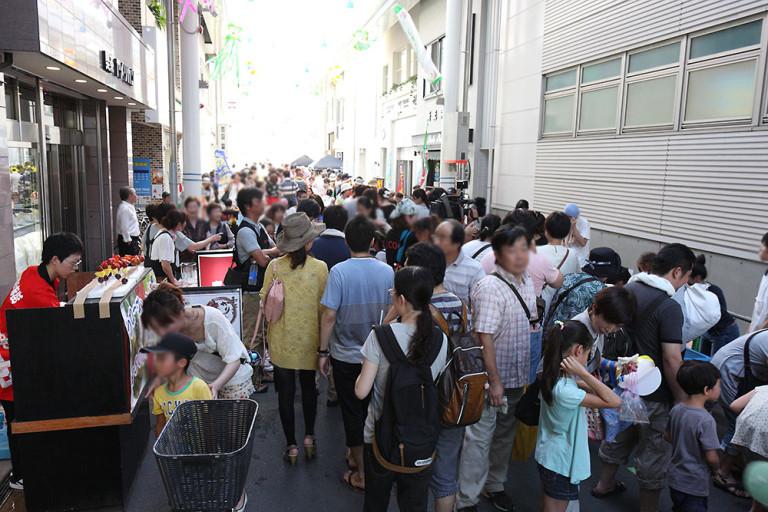 東淡路商店街 夏祭り 2016