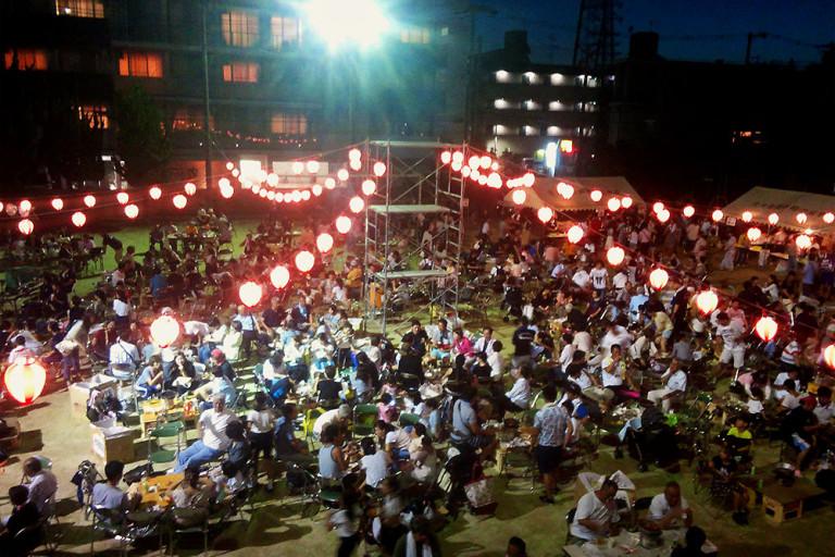 北大阪サマーフェスタ2016