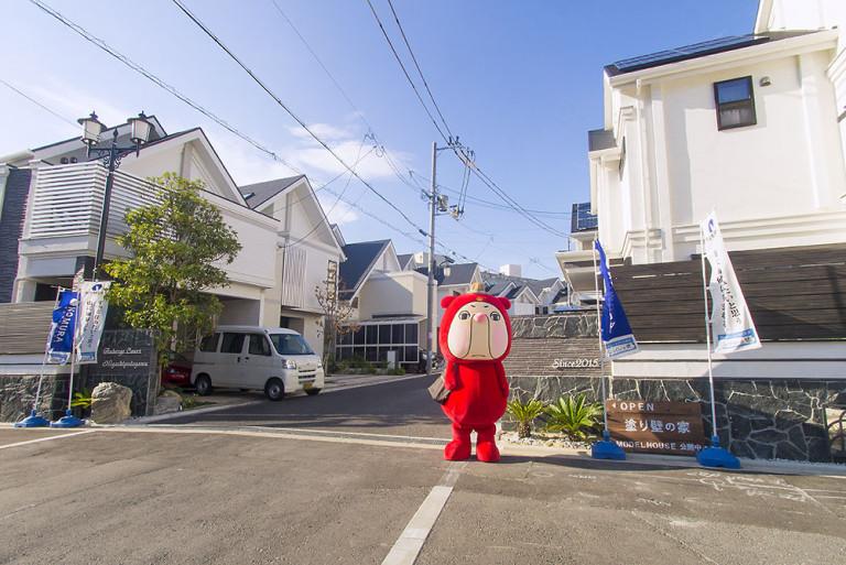 野村工務店 オーベルジュコート東淀川 井高野 分譲 戸建て
