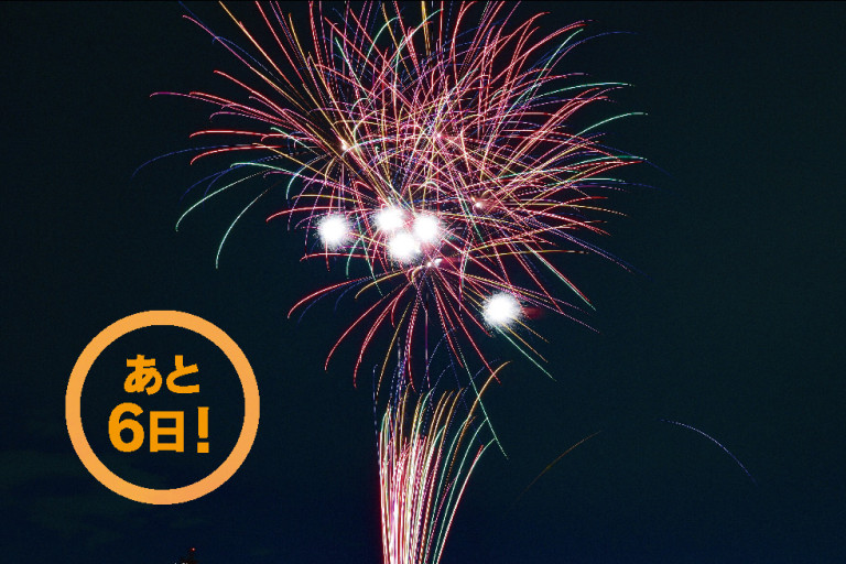 花火大会復活 照らせ!ひがよど祭り 2016