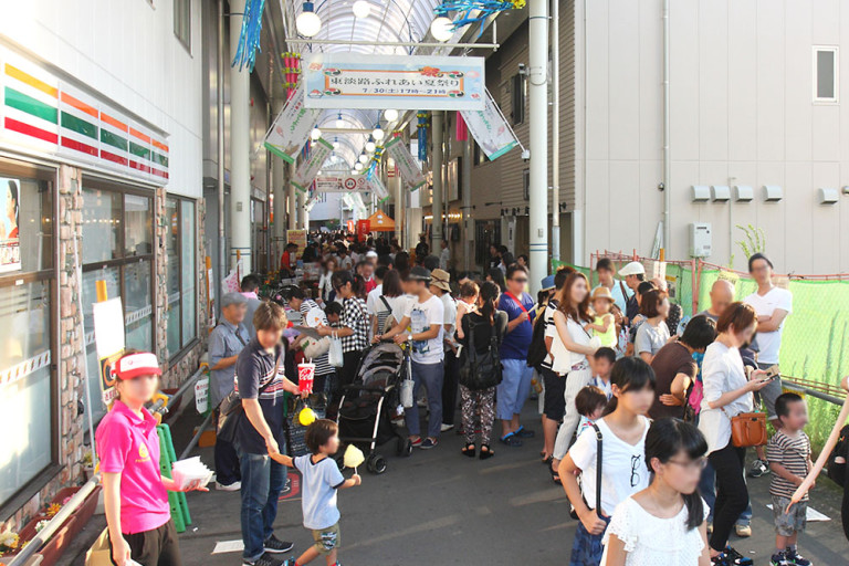 東淡路商店街 ふれあい秋祭り 2016