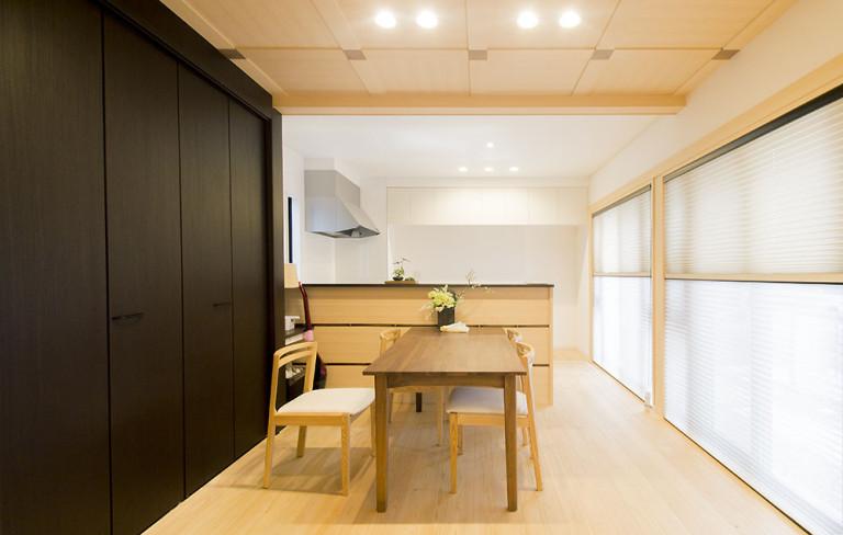 野村工務店 オーベルジュコート東淀川 井高野 新築 モデルハウス