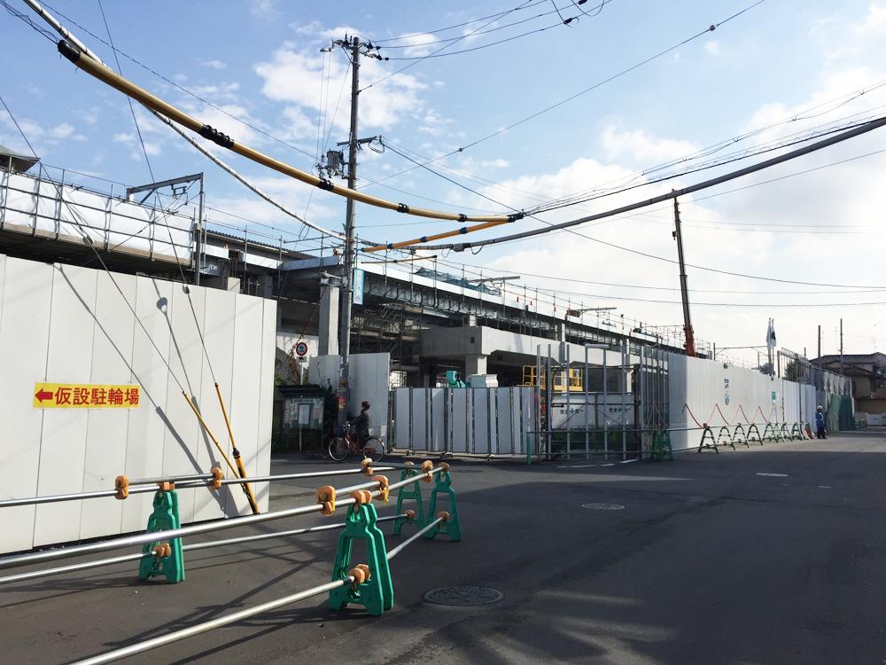JR淡路駅1