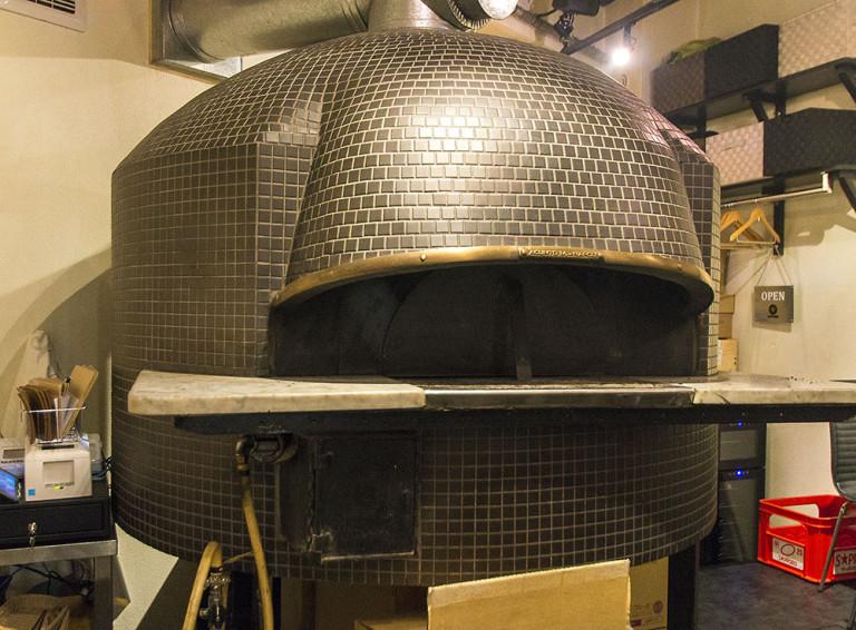 薪窯 焼鳥 ピザ