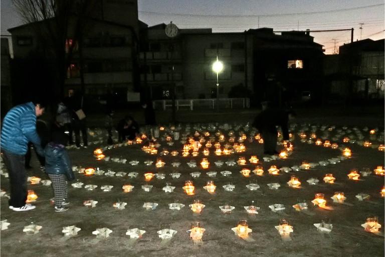 灯明まつり 淡路地域活動協議会
