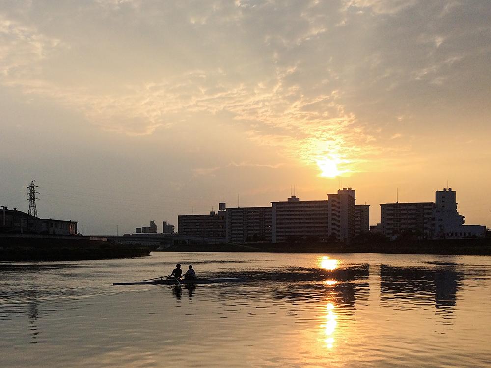 関西河川スポーツ共同艇庫