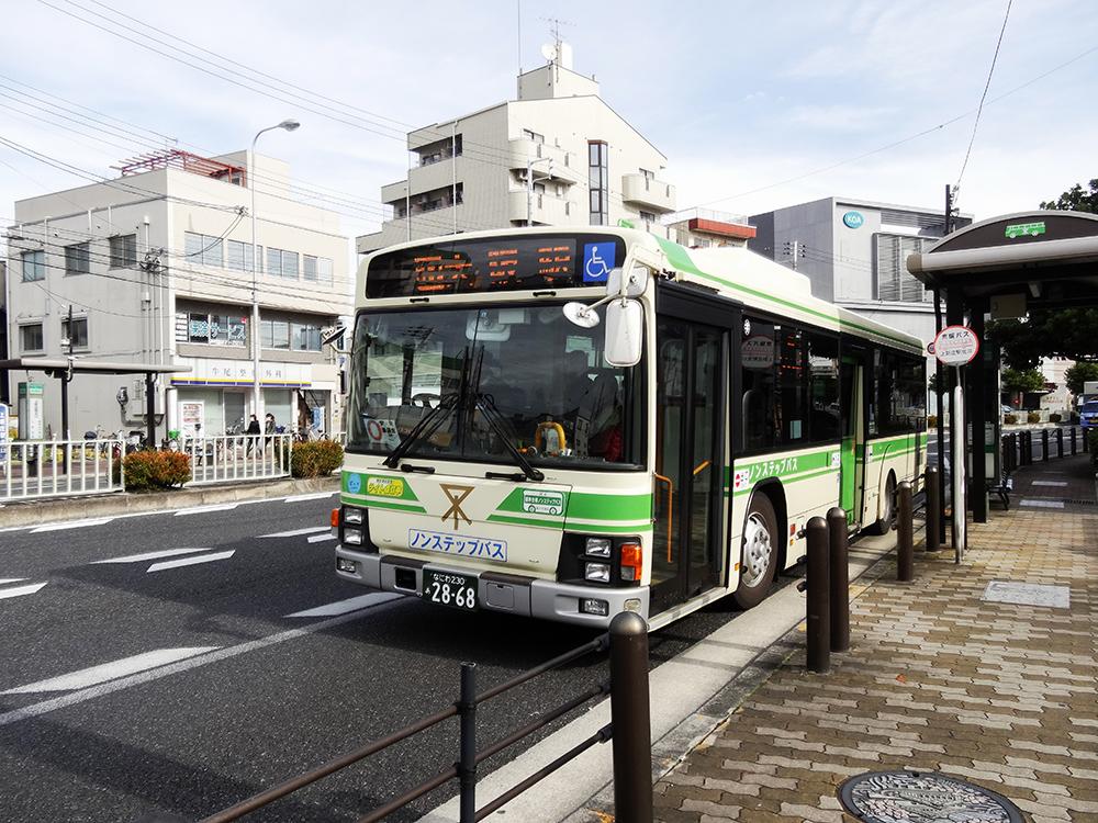 大阪市バス 上新庄北口