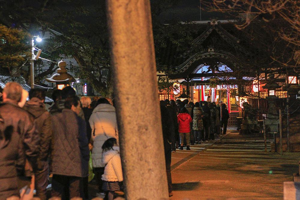 初詣 大宮神社