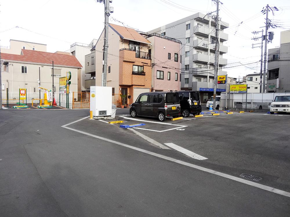 東淡路駐車場