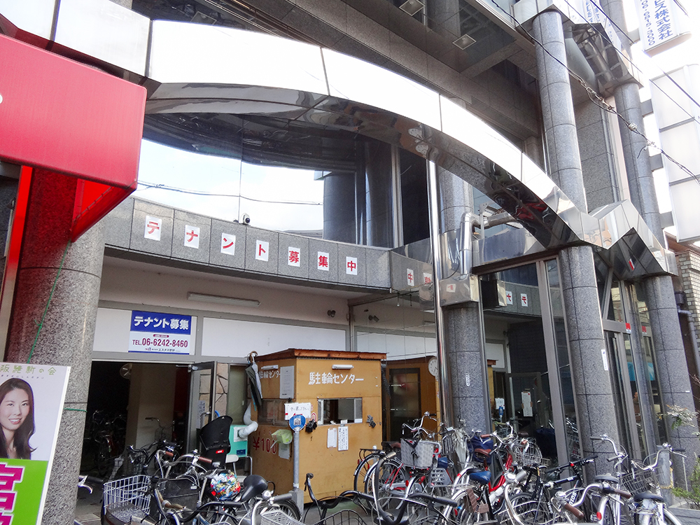 小松駐輪場