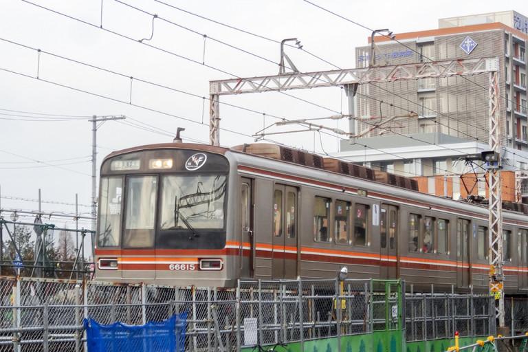 堺筋線柴島
