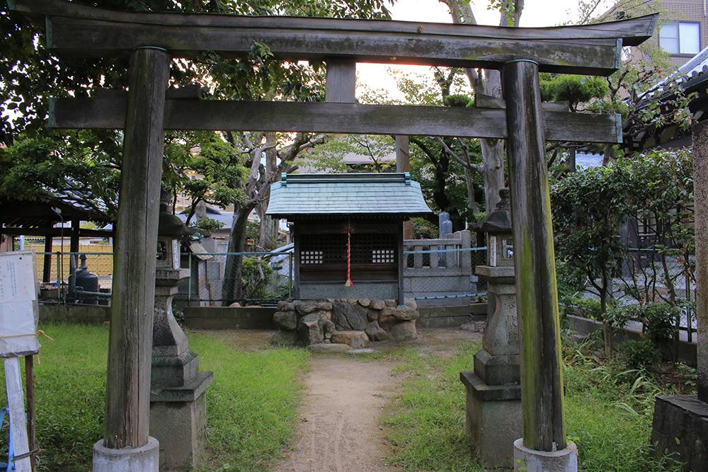 大隅神社御旅所