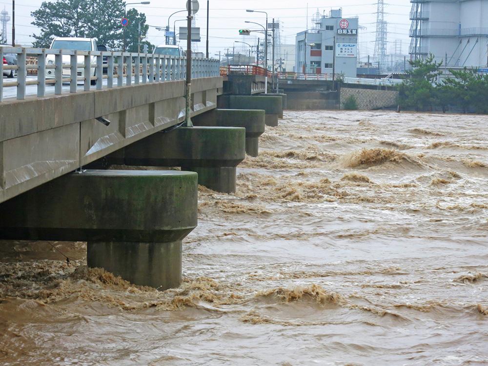洪水写真AC