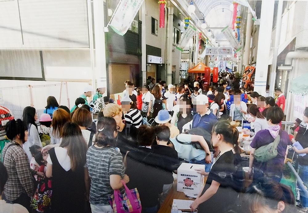東淡路商店街夏祭