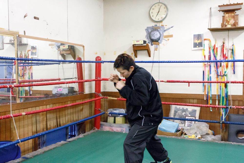 ヨシヤマボクシングジム