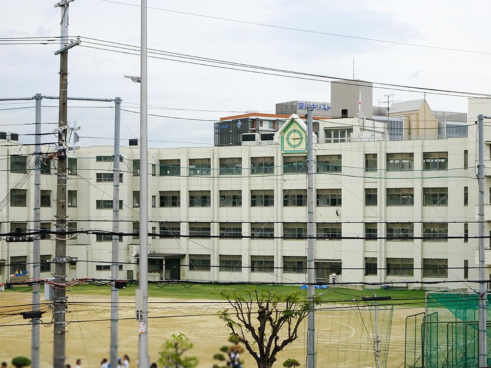 柴島中学校