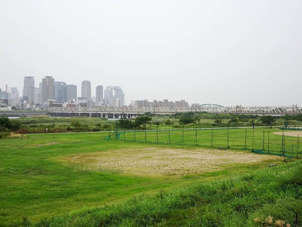 柴島野球グラウンド