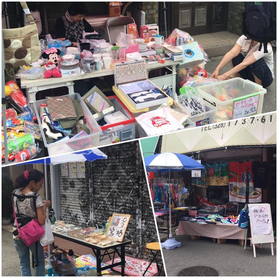 小松商店街物産市201708