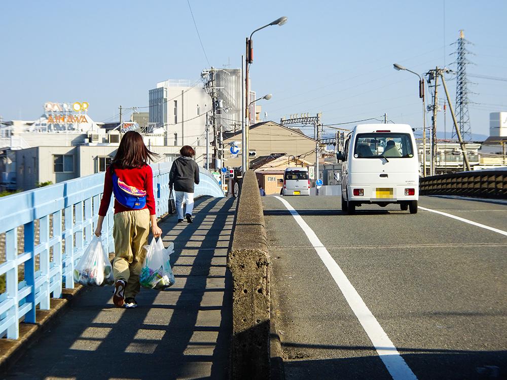相川新京阪橋