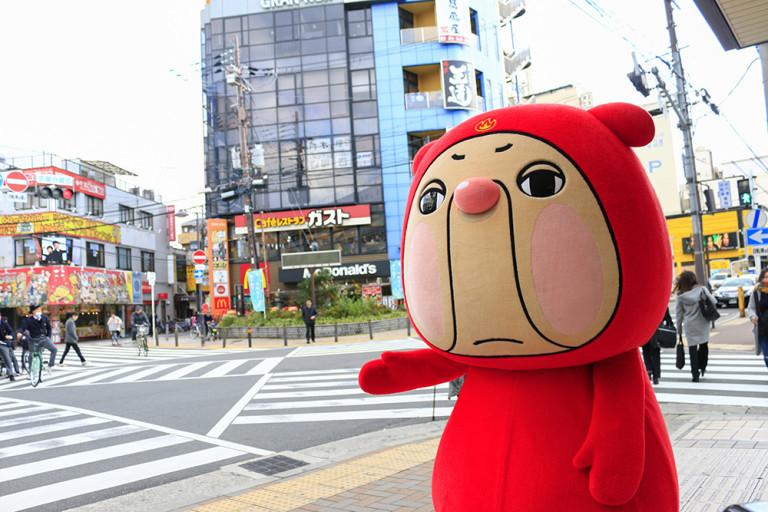 上新庄駅前UR新豊里メガ佐藤