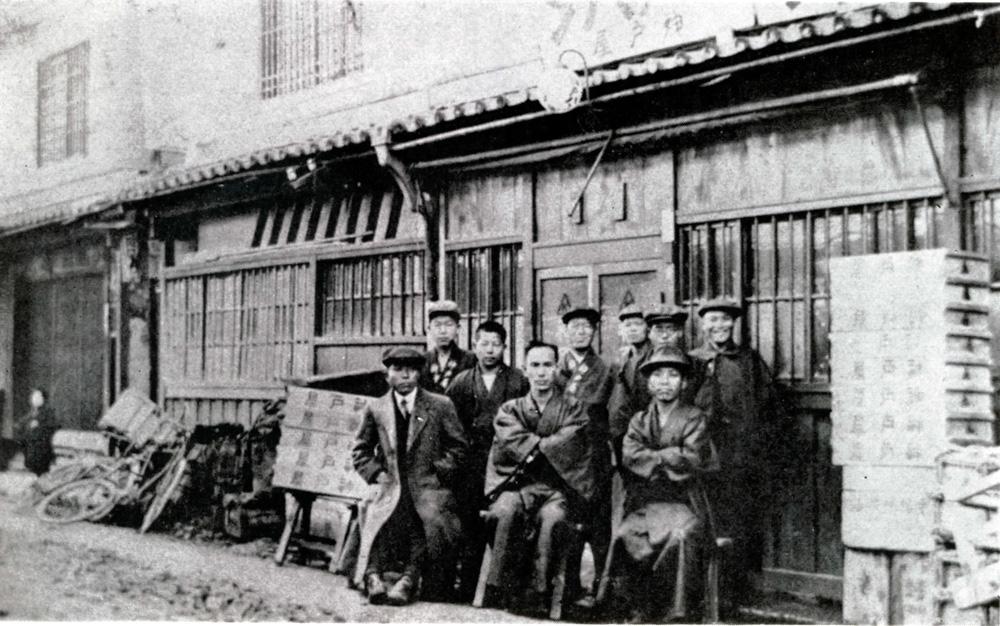 神戸屋100周年 神戸屋提供