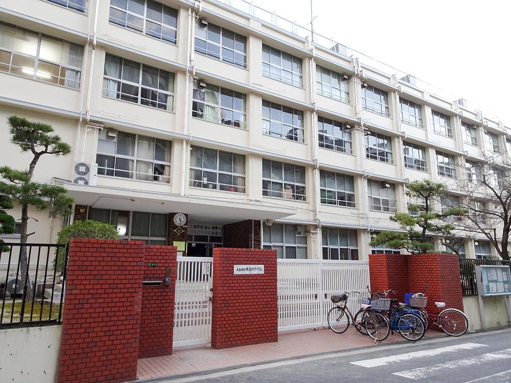 井高野中学校