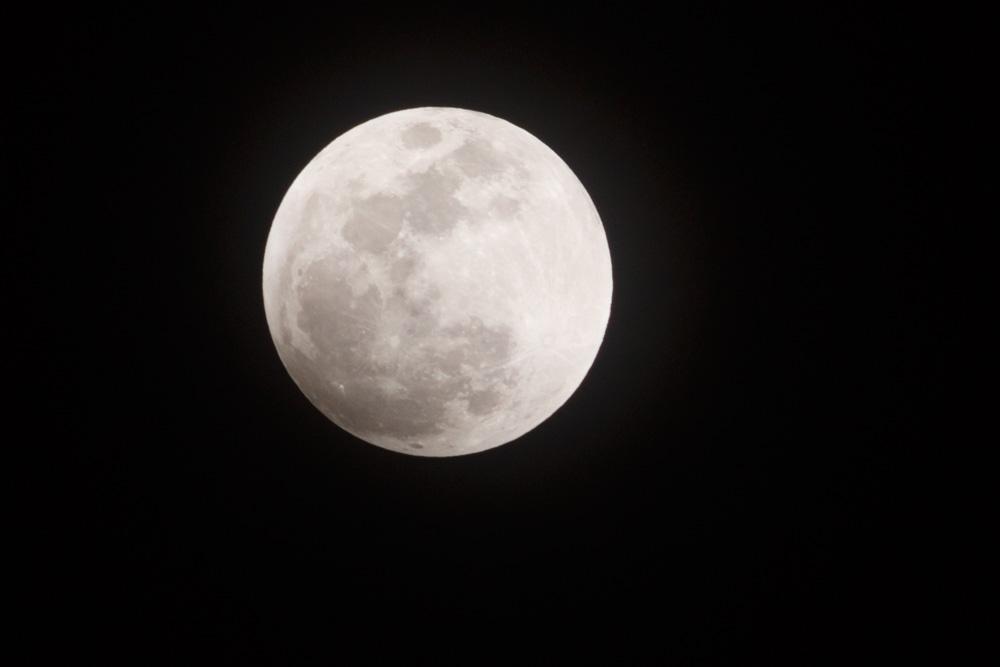 皆既月食20180131