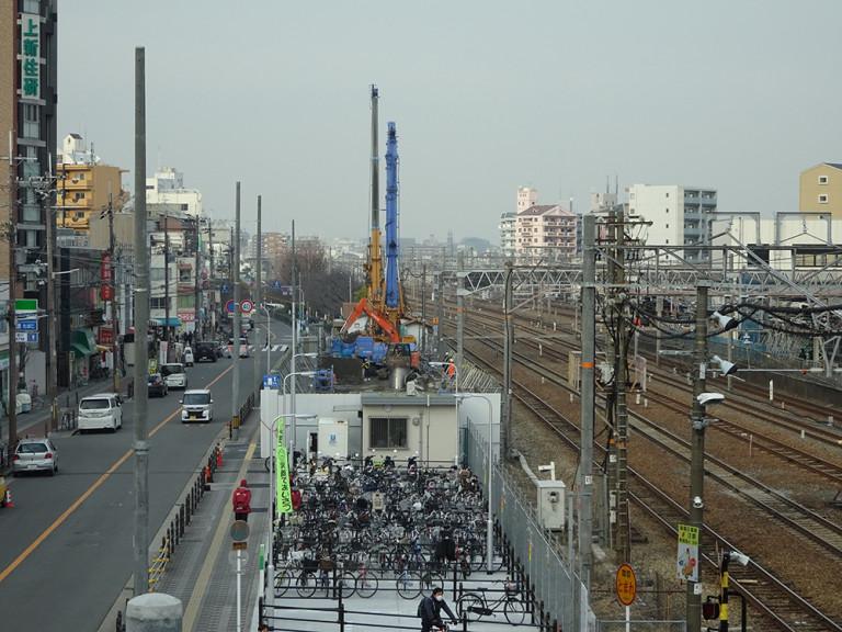 JR東淀川みどり