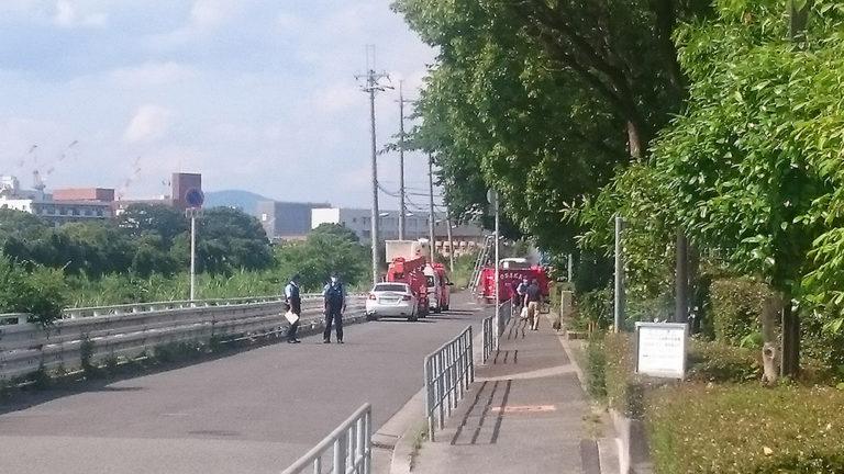 井高野火災