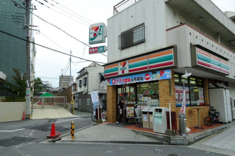 東淡路セブンイレブン閉店