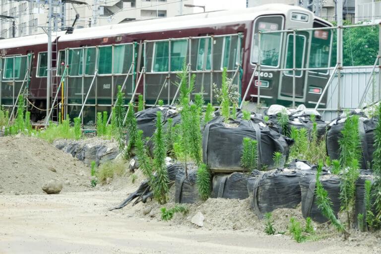 阪急土壌汚染