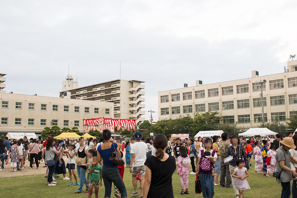 夏祭り2017大桐カーニバル