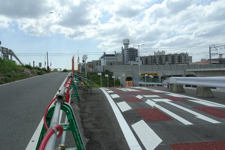 淀川北岸線高架下トンネル化