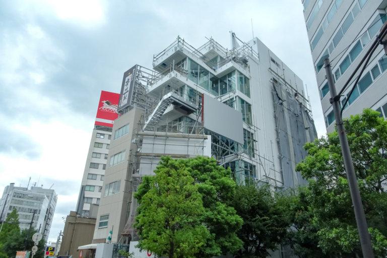 新大阪カプセルホテル