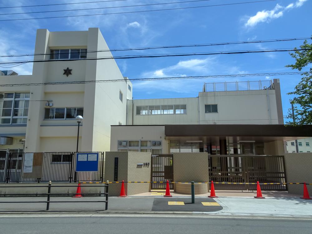 井高野小学校改築