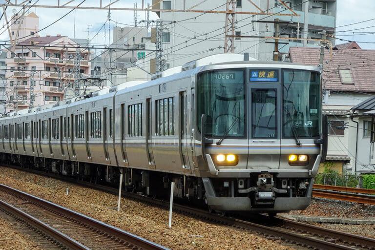 JR西日本快速223系J13