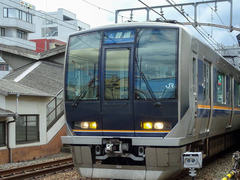 JR西日本普通321系